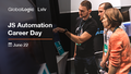Globallogic JS Automation Career Day