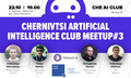 Chernivtsi Artificial Intelligence Club Meetup #3