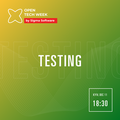 Open Tech Week: Software Testing