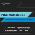 Train2Middle for Test Automation Engineers | EPAM University