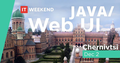 IT-Weekend Chernivtsi - Full Stack Development