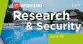 IT-Weekend Lviv: Research & Security
