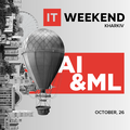 IT Weekend Kharkiv 2019: Artificial Intelligence and Machine Learning