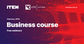 """""""Product Thinking in IT Business"""" Online business course from ITEM & LITS"""