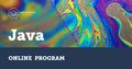 Java Online Program | EPAM University