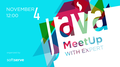 Java MeetUp with Expert