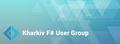 Kharkiv F# user group s01e01