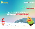 Indie Prize Kids League International 2018