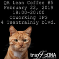 QA Lean Coffee #5
