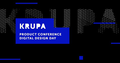 Krupa Product Design Conference