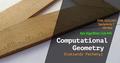 Kyiv Algorithms Club #44 Computational Geometry