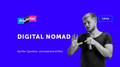 Лекция Артема Цымбала «Digital nomad»