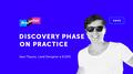 Лекція Івана Пашко «Discovery Phase on Practice»