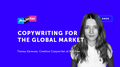 Лекция Евгении Палаш «Copywriting for the global market»