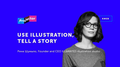 Лекция Рины Шумило «Use illustration, tell a story»