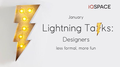 Lightning Talks: Designers