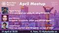 React Kyiv + Kiwi.com April Meetup / GraphQL Edition