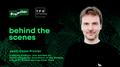 Talks Jean-Colas Prunier «Behind the scenes»