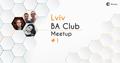 Lviv BA Club Meetup #1