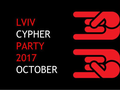 Lviv Cypher Party 2017 October