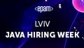 Lviv Java Hiring Week