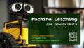 Машинне навчання для початківців AlgoClub