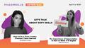 """Webinar """"True Leadership & How To Show Appreciation in English"""""""