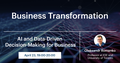 """Lecture """"AI and Data-Driven Decision-Making for Business"""""""