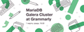 MariaDB Galera Cluster at Grammarly