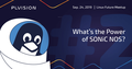 Linux Future Meetup #2: What's the Power of SONiC NOS?