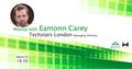 Meetup with Eamonn Carey, MD Techstars London