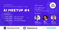Chernivtsi Artificial Intelligence Club Meetup #4