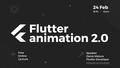 "Безкоштовна онлайн-лекція ""Flutter animations 2.0"""