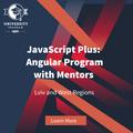 JavaScript Plus: Angular Program with Mentors   EPAM University