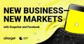 "Конференция ""New Business - New Markets with Snapchat&Facebook"""