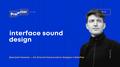 Лекция Дмитрия Новикова «Interface Sound Design»