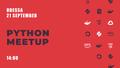 Python meetup