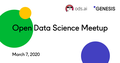 Open Data Science Meetup