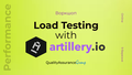 Воркшоп: Load Testing with Artillery.io