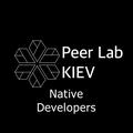 PeerLab Kyiv #NativeDev