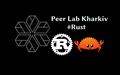 PeerLab Kharkiv #Rust: Алгоритмические задачи