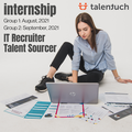 Talentuch unpaid Internship for IT Recruiters and Talent Sourcers