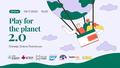 Вебінар Play for the planet 2.0 (для дітей до 14 років)