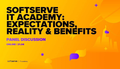 SoftServe IT Academy: Expectations, Reality and Benefits
