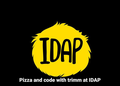 Pizza and code with trimm at IDAP