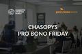 Марафон професійних консультацій. Chasopys Pro Bono Friday