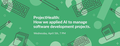 """Meetup """"ProjectHealth: How we applied AI to manage software development"""""""