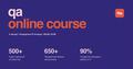 Бесплатные онлайн курсы QA c оплатой после трудоустройства