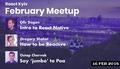 React Kyiv February Meetup