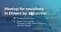 Recruiters Meetup by Dev-Pro